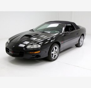 2000 Chevrolet Camaro Z28 Convertible for sale 101097920