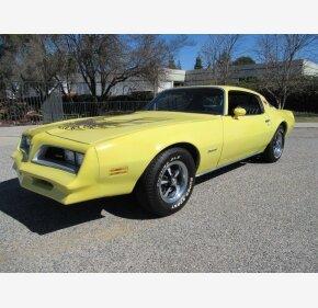 1978 Pontiac Firebird for sale 101097951