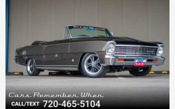 1963 Chevrolet Nova for sale 101097964
