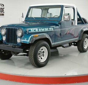 1982 Jeep Scrambler for sale 101098406