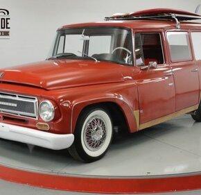 1968 International Harvester Travelall for sale 101098411