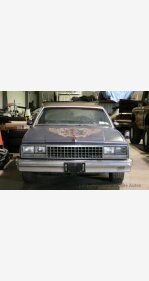 1983 el camino blue book value