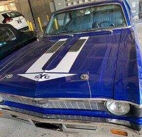 1968 Chevrolet Nova Sedan for sale 101098602