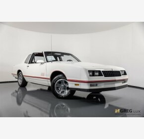 1987 Chevrolet Monte Carlo SS for sale 101098789