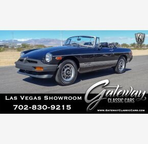 1980 MG MGB for sale 101098873
