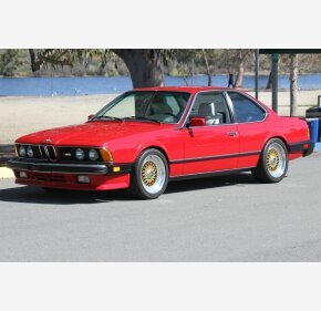 1987 BMW M6 Coupe for sale 101098955
