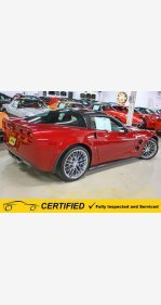 2011 Chevrolet Corvette ZR1 Coupe for sale 101099042