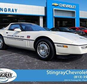 1986 Chevrolet Corvette Convertible for sale 101099083
