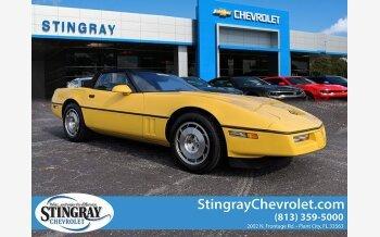 1986 Chevrolet Corvette Convertible for sale 101099085