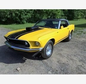 1969 Ford Mustang for sale 101099113