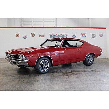1969 Chevrolet Chevelle for sale 101099384