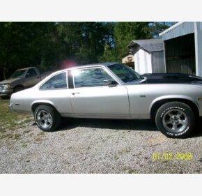 1975 Chevrolet Nova Classics for Sale - Classics on Autotrader