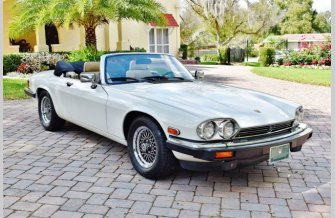 1990 Jaguar XJS V12 Convertible for sale 101099458