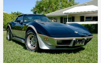 1978 Chevrolet Corvette Coupe for sale 101099474