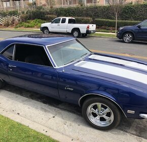 1968 Chevrolet Camaro Coupe for sale 101099475