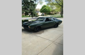 1971 Chevrolet Chevelle SS for sale 101099483