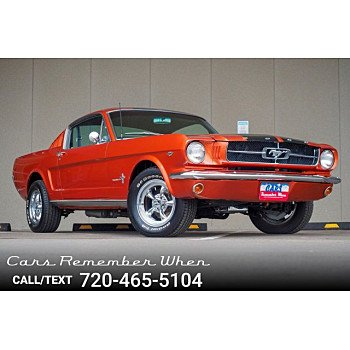 1965 Ford Mustang for sale 101099515