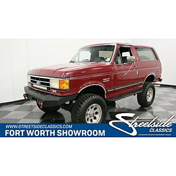 1991 Ford Bronco for sale 101099548