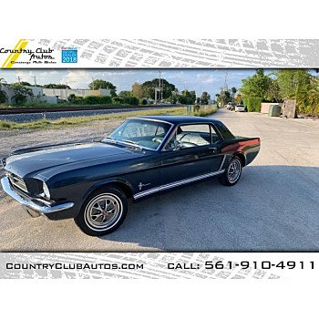 1965 Ford Mustang for sale 101099729