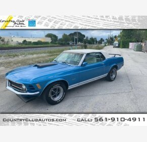 1970 Ford Mustang for sale 101099735