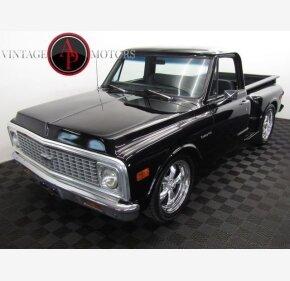 1972 Chevrolet C/K Truck for sale 101099829