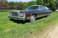 1975 Chrysler New Yorker for sale 101099836