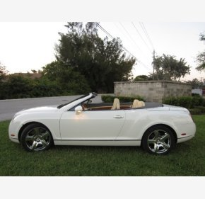 2008 Bentley Continental GTC Convertible for sale 101099887