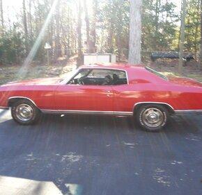 1970 Chevrolet Monte Carlo for sale 101099913