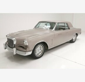 1962 Studebaker Gran Turismo Hawk for sale 101099924