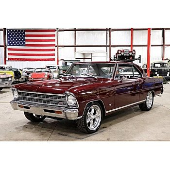 1967 Chevrolet Nova for sale 101100000