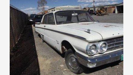 1962 Mercury Meteor for sale 101100013