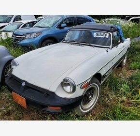 1977 MG MGB for sale 101100019