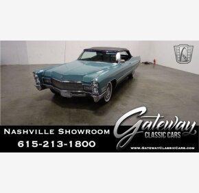 1968 Cadillac De Ville for sale 101100300