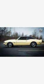 1968 Chevrolet Camaro for sale 101100306