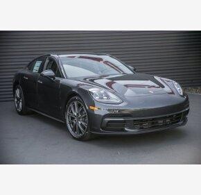 2018 Porsche Panamera for sale 101100365