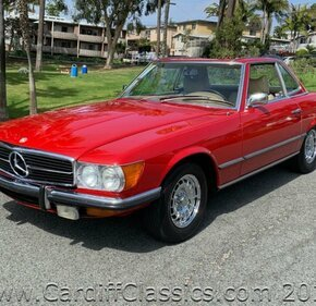 1972 Mercedes-Benz 350SL for sale 101100384