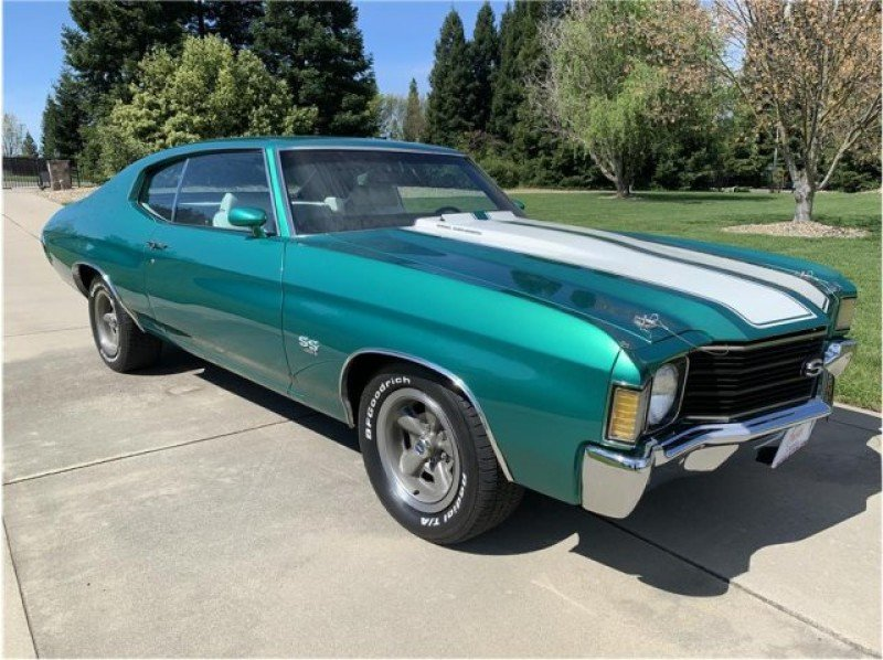 Chevrolet Muscle Cars And Pony Cars For Sale Classics On Autotrader