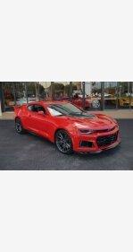 2017 Chevrolet Camaro for sale 101100608