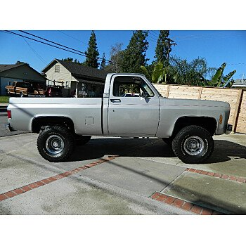 1975 Chevrolet C/K Truck for sale 101100648