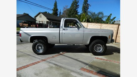 1975 Chevrolet C/K Truck for sale 101100648