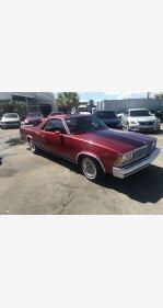 1980 Chevrolet El Camino for sale 101100649