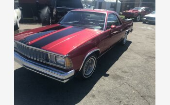 1980 Chevrolet El Camino for sale 101100649