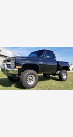 1987 Chevrolet C/K Truck 4x4 Regular Cab 1500 for sale 101100724