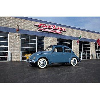 1959 Volkswagen Beetle for sale 101100880