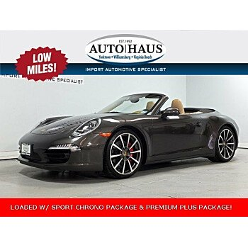 2013 Porsche 911 Carrera S Cabriolet for sale 101100890