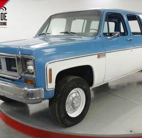 1974 GMC Suburban for sale 101100907