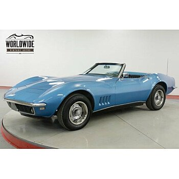 1968 Chevrolet Corvette for sale 101100915