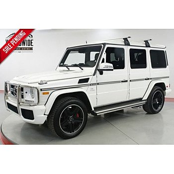 2016 Mercedes-Benz G63 AMG 4MATIC for sale 101100917
