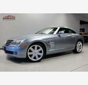 2004 Chrysler Crossfire Coupe for sale 101100937