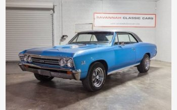 1967 Chevrolet Chevelle for sale 101100965